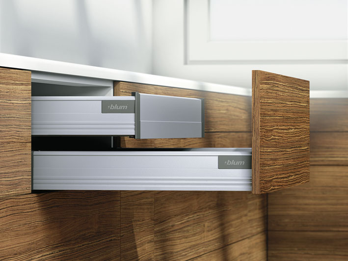 Blum Tandembox Plus Blumotion Inner Drawer To Suit 800mm