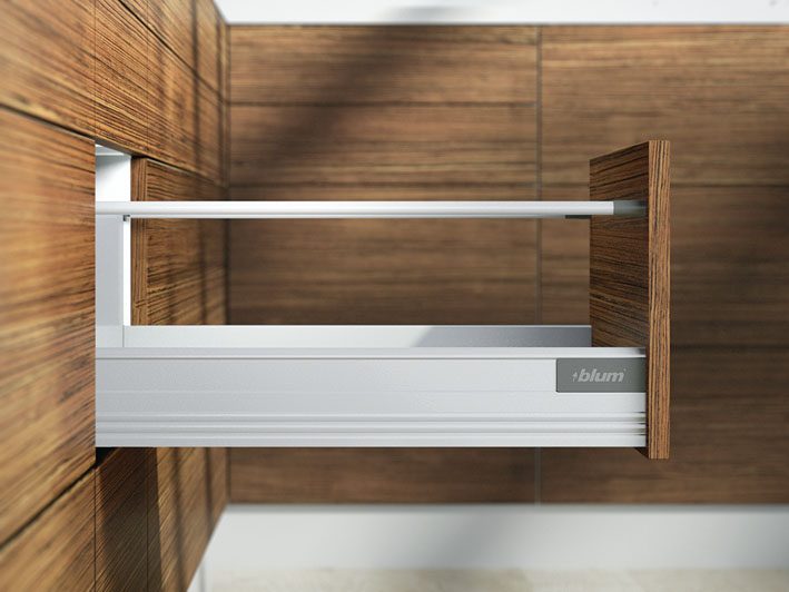 Blum Pre Built Tandembox Plus Blumotion High Fronted Pull